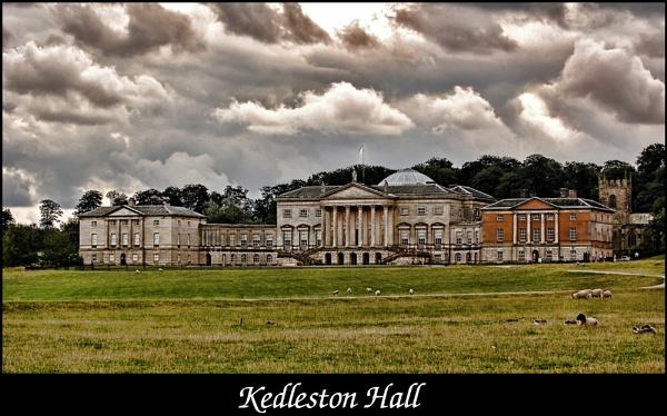 kedleston hall by ducatifogarty