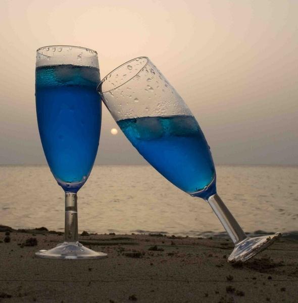 Drink On The Beach by MartinAgius