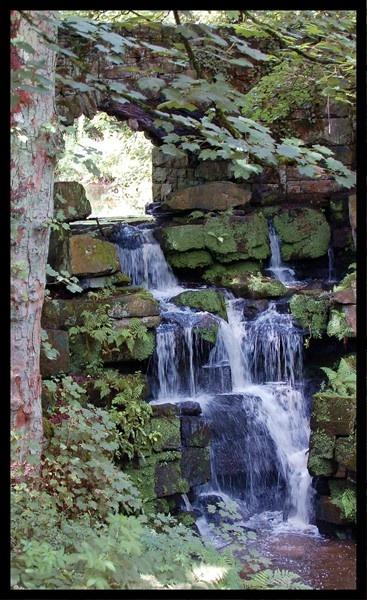 Waterfall by mrsvee