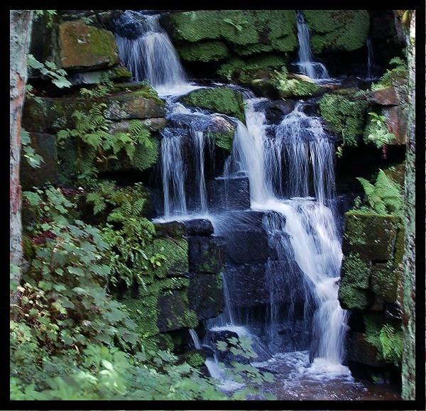 Waterfall 2 by mrsvee
