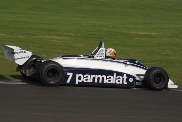 Brabham f1 by motorsportpictures