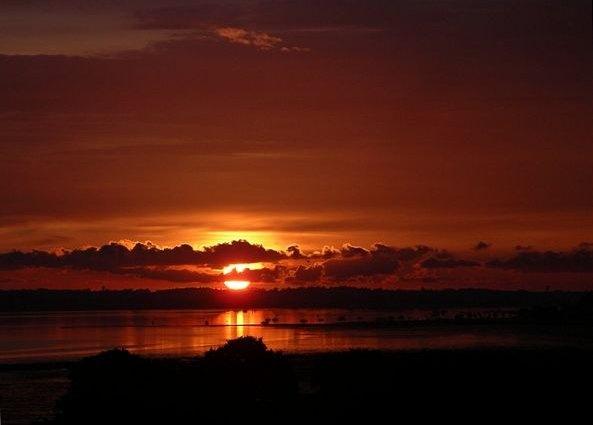 Sunrise.... by peteinman