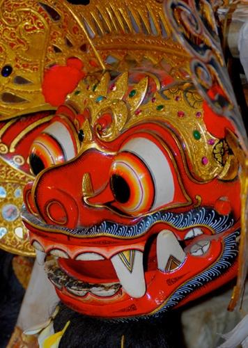 Bali Mask by Digidiverdave