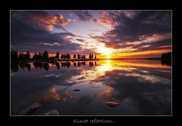 SUNSET REFLECTIONS... by Jou©o