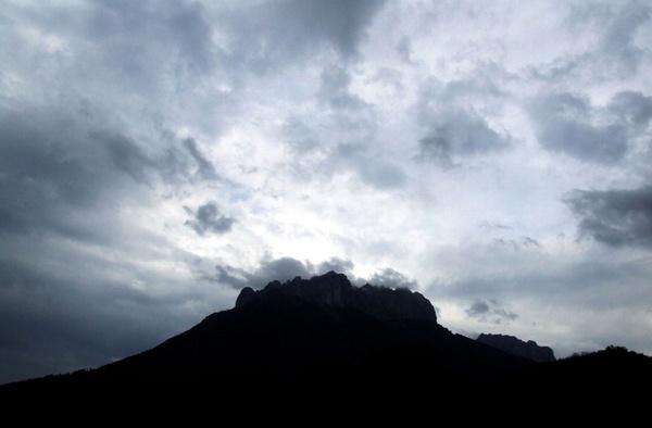 Mountain Light by mark.kavanagh