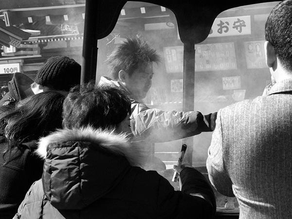 Tokyo prayers by DavidA
