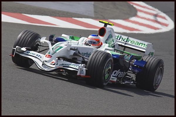 Barrichello by rickie