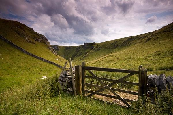 Winnats Pass by DavidGresham