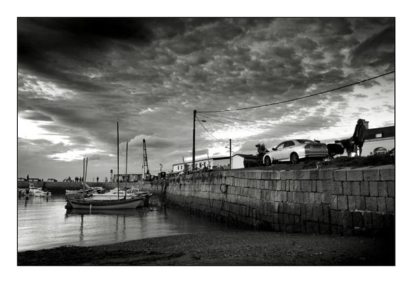 Bulloch Harbour by Ganto