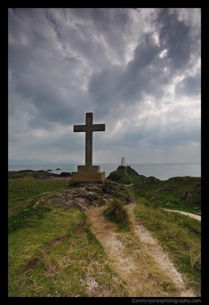 Llanddwyn Island by Elwin