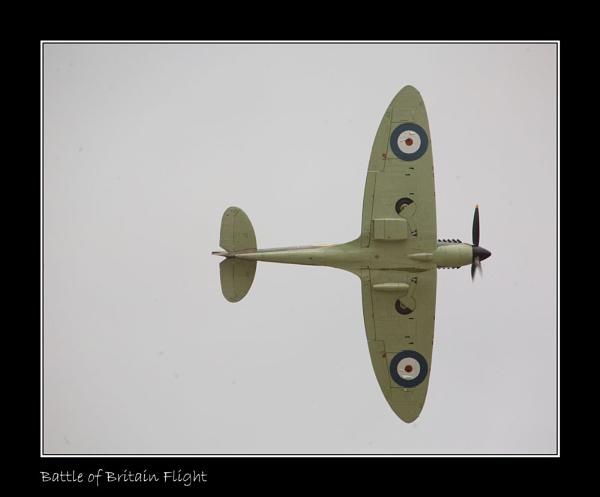 Battle of Britain Flight by jogennard