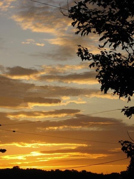 Portrait of a Golden Sunset by ChrisPhotos145