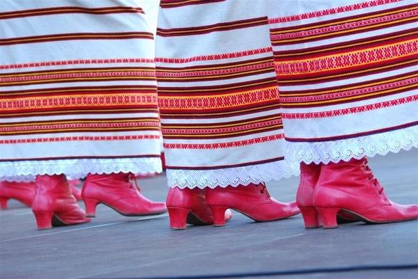 Festival patterns by olesya
