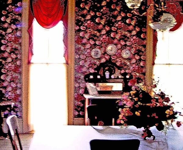 Dining Room by monashort