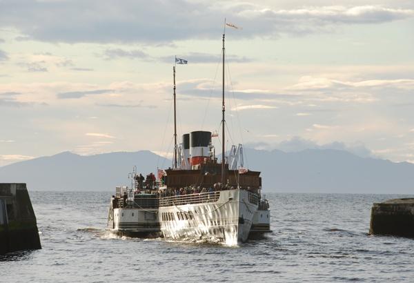 Return from an evening`s sail by John45