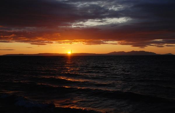 Sunset by John45