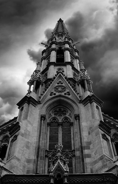 Gothic Quarter by Bradfleet12