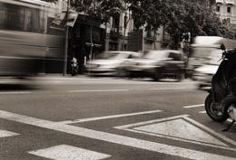 Barcelona Traffic