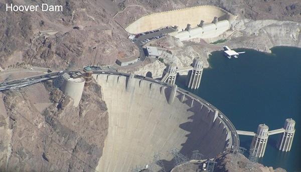 Hoover Dam by Billyray
