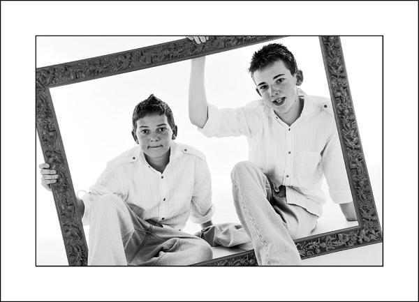 Wonky Frame by WelshKiwi