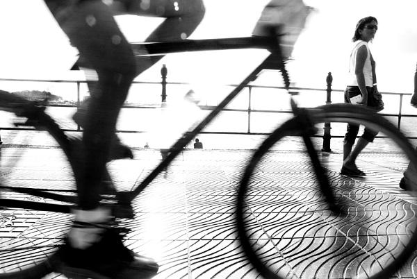 Pedal power by Boyoclark