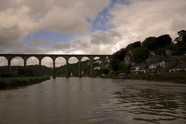 the tamar bridge by Happyhammer