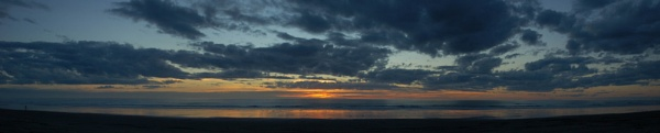Foxton Sunset Pano #1 by palmypom