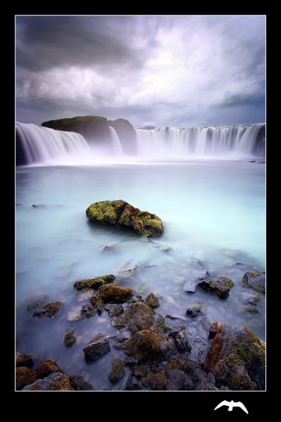Waterfall of the Gods by JamesAppleton