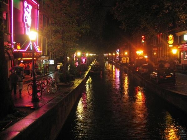 Amsterdam nights by Heatherj