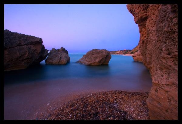 Skala Beach by adybazz