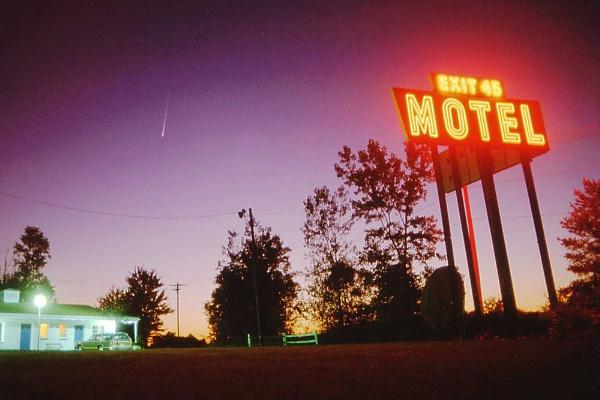 Exit 45 Motel by richardolivermartin