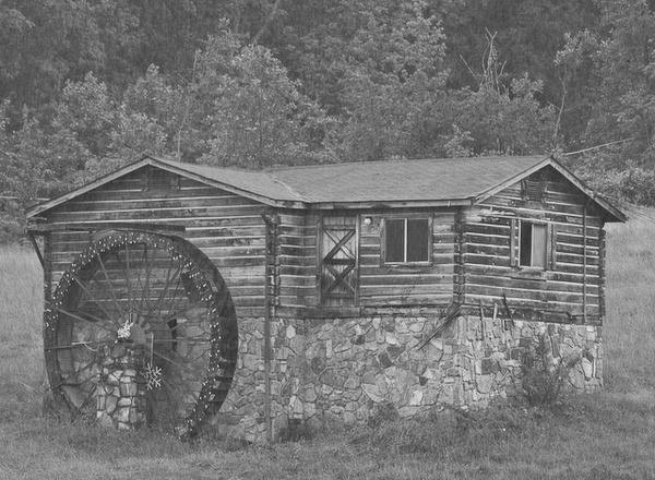 Cabin-wheel... by blumonkey