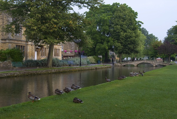 Bourton on the Water by SugarDJ