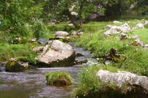 River at Malham 2 by JanieB43