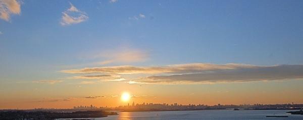 Manhattan Island by sdsx