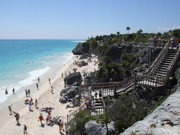 Mayan paradise by Wallybazoom