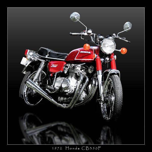 Classic Honda by SteveNZ