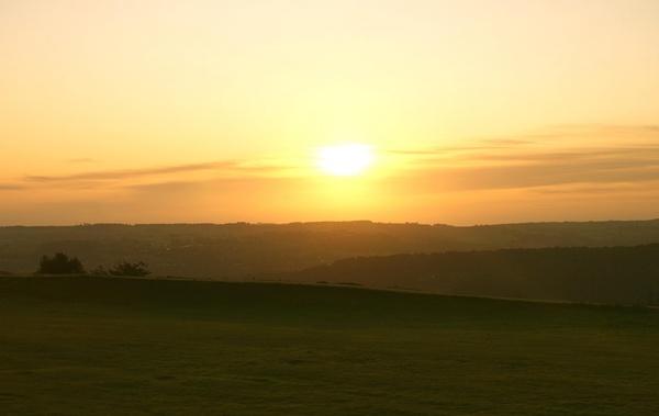 A Beautiful Sunrise by blakewb