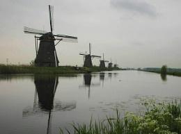 Kinderijk windmill