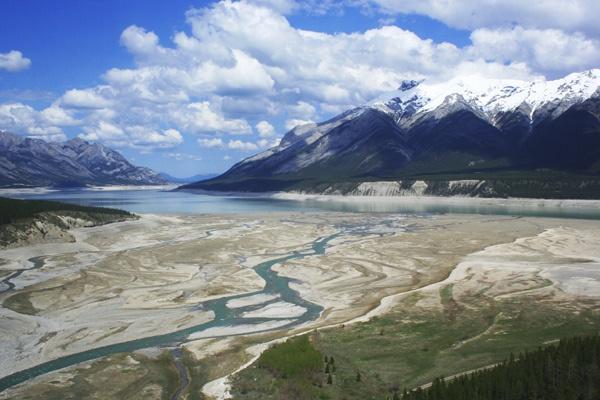 Glacier River by UncleWiggy