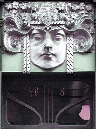 Riga Building Decoration by CraigSampson