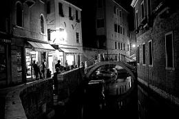 Venice cafe life