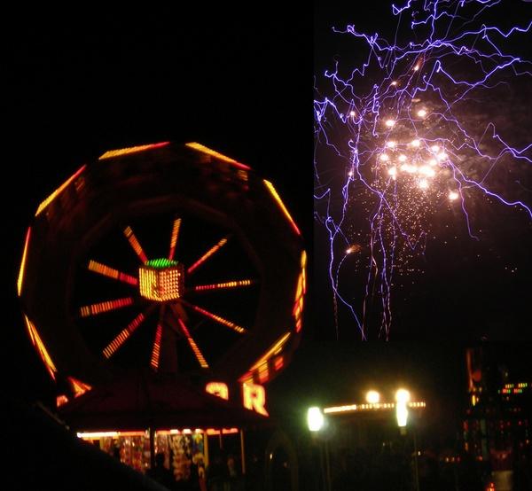 Fireworks by adrianj