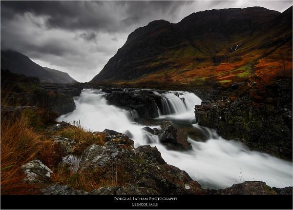 Glencoe Falls by DouglasLatham