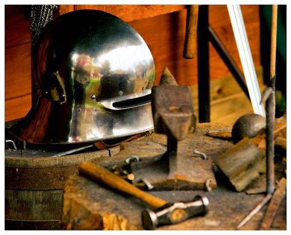 Armourers Workshop PtII by ITSJRW