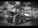 Spurn Tractor B/W by Wooly
