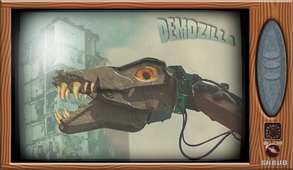 DEMOZILLA! by mulder