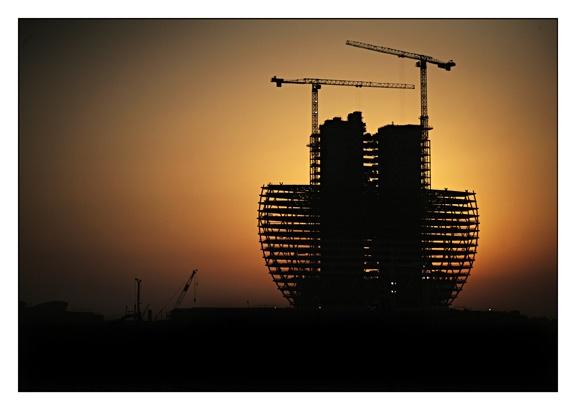 Building the Ark by dennisg