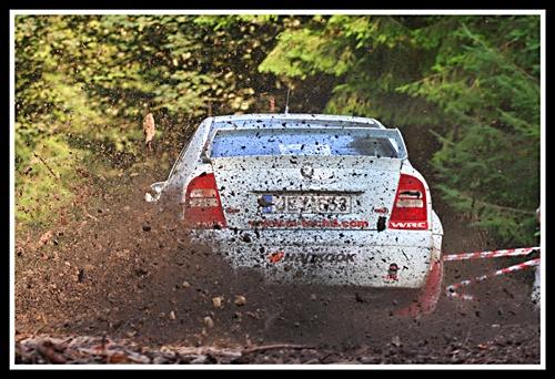 Skoda Octavia WRC by Ryan_s