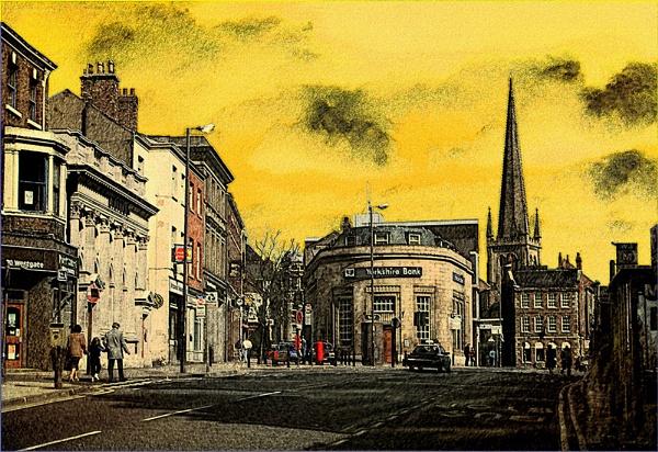 Westgate Wakefield by IMAGESTAR